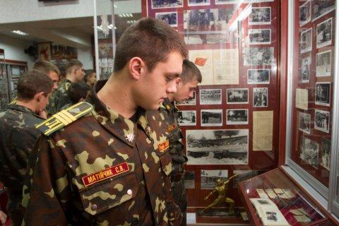 До Національної академії Національної гвардії України