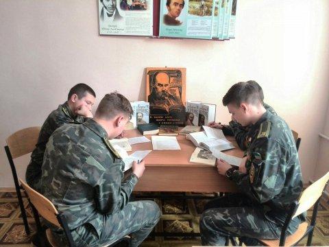 Літературні читання «Шевченко у перекладі англійською мовою»