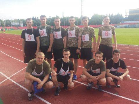 VII Спартакіада з військово-прикладних видів  спорту.