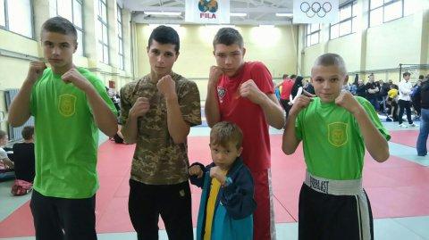 Відкритий турнір Харківської області з військово-спортивного двоборства.