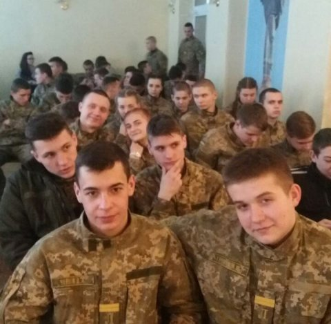Візит представників Національного університету цивільного захисту України