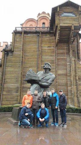 Екскурсія Київ – Львів
