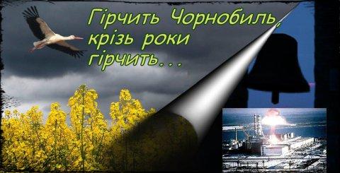 Чорнобиль: минуле й сьогодення