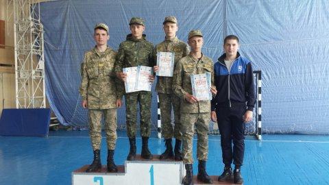 Всеукраїнська спартакіада допризовної молоді