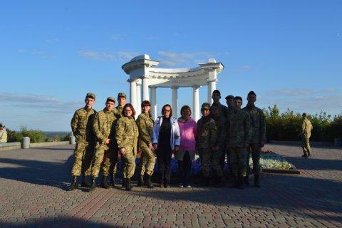 Екскурсiя до Полтави