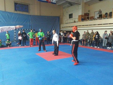 Змагання з військово-спортивного двоєборства