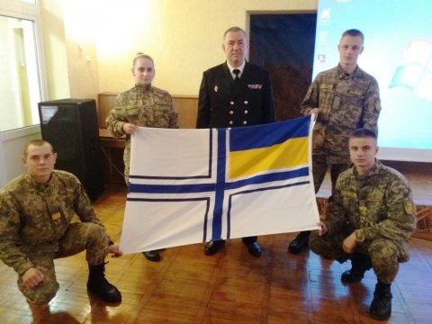Візит представника Інституту Військово-Морських Сил України