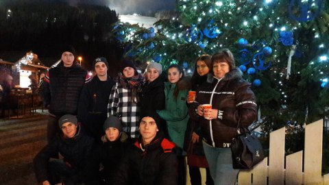 Різдвяна подорож до Карпат
