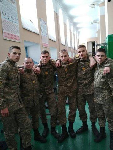 Представники нашого ліцею у Києві.