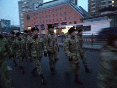 Участь у заходах у м.Київ