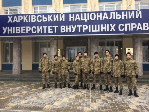 День відкритих дверей у Харківському національному університеті внутрішніх справ