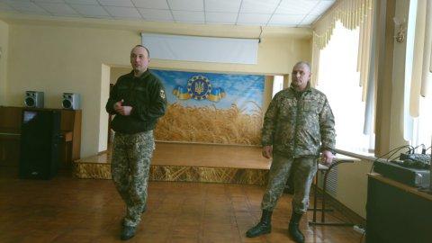 Військовий комісаріат запрошує до лав Збройних сил України