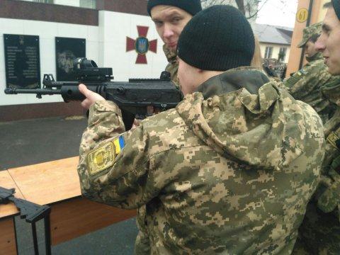 Національна Гвардія України запрошує