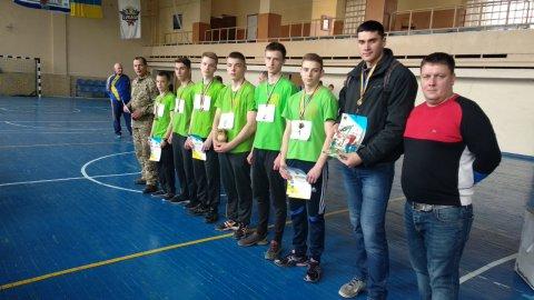 Харківська обласна Спартакіада серед допризовної молоді