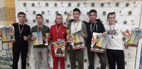 Чемпіонат Харківського району з військово-спортивного двоборства.
