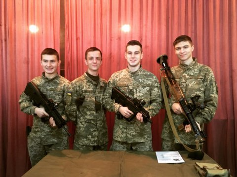 День відкритих дверей у Харківському національному університеті Повітряних Сил