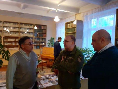 Участь ліцею у всеукраїнському науково-практичному семінарі