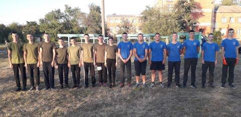 Турнір з футболу серед ліцеїстів