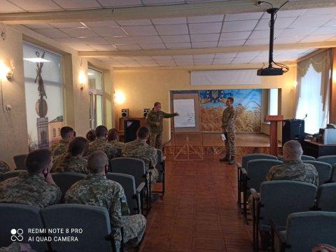 Семінар: переваги військової служби