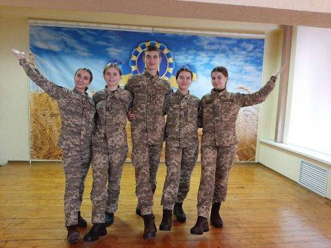 Святкування Дня Збройних Сил