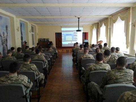 Онлайн-конференція з Одеською морською академією